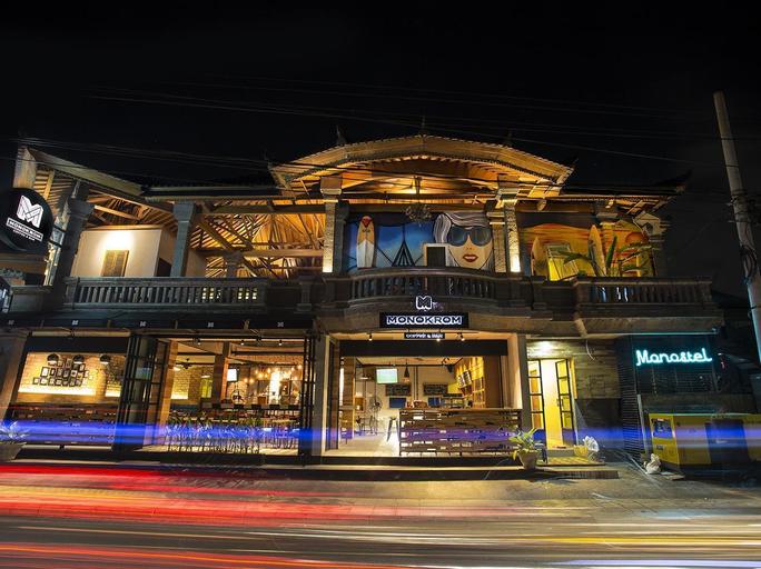 Monostel Hostel, Badung