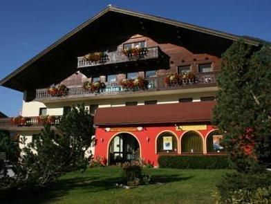 Pension Edelweiss, Sankt Johann im Pongau