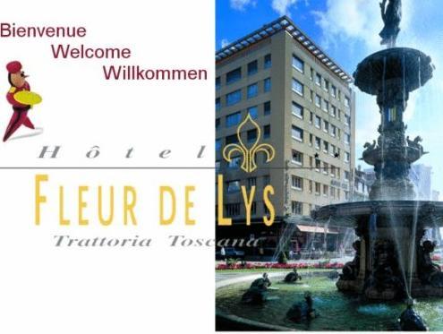 Hotel Fleur-de-Lys, La Chaux-de-Fonds