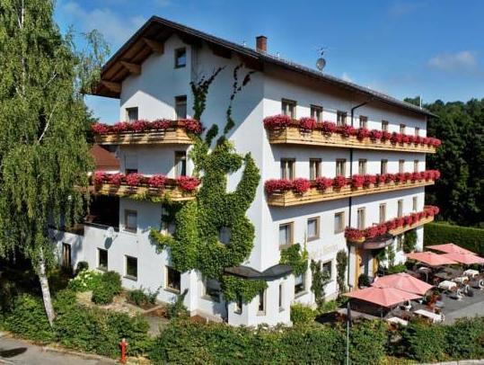 Hotel zum Hirschen, Cham