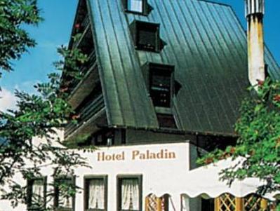 Hotel Paladin, Trento