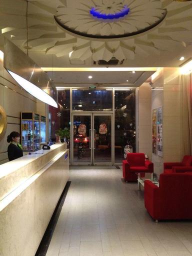 Motel168 Guang Zhou Road Inn, Nanjing