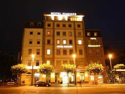 Hotel Hammer-Mainz Hauptbahnhof, Mainz
