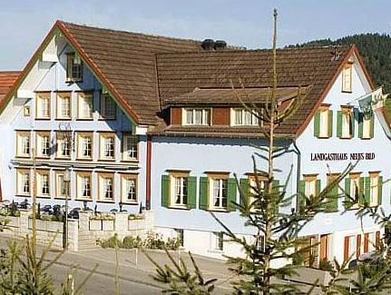 Landgasthaus Neues Bild, Appenzell Innerrhoden