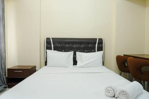 Comfortable Studio Apartment at Margonda Residence 2 By Travelio, Depok