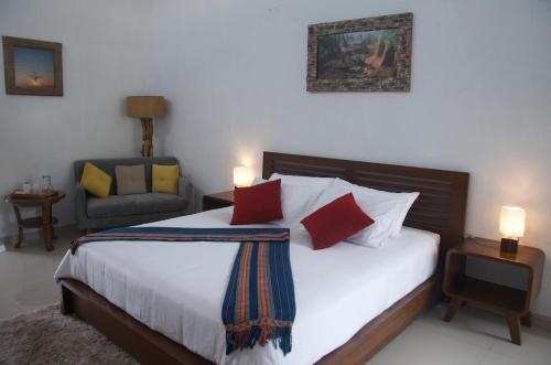 Puncak Tidar guest house, Malang