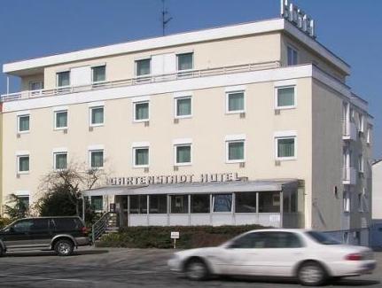 Gartenstadt Hotel, Ludwigshafen am Rhein