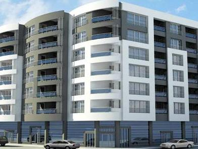 Onecity Apart Hotel, Merkez