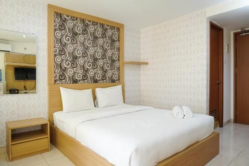 Cozy Studio Apartment at Margonda Residence 4 By Travelio, Depok