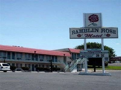 Ramblin Rose Motel, Mohave