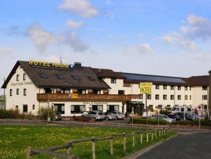 Airport-Hotel Fortuna, Rhein-Hunsrück-Kreis