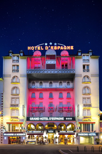 Hôtel d'Espagne, Hautes-Pyrénées