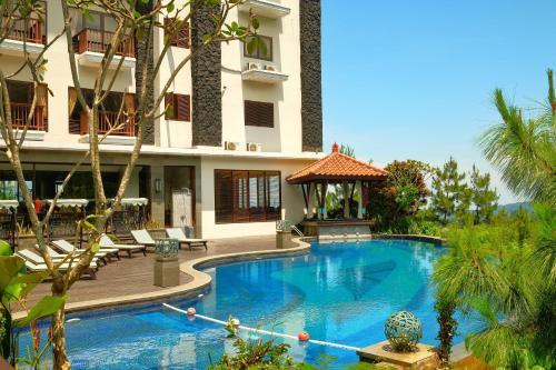 The Grand Hill Resort-Hotel, Bogor