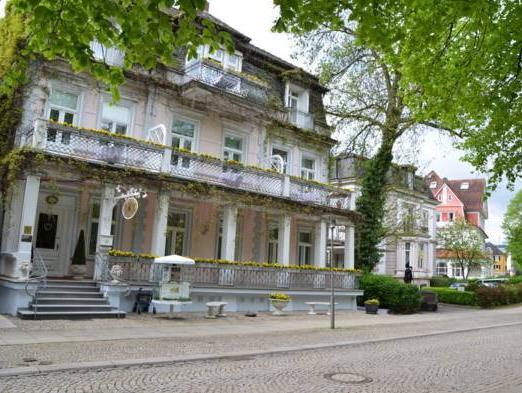 Hotel Villa Königin Luise, Hameln-Pyrmont