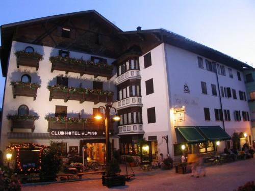 Club Hotel Alpino, Trento