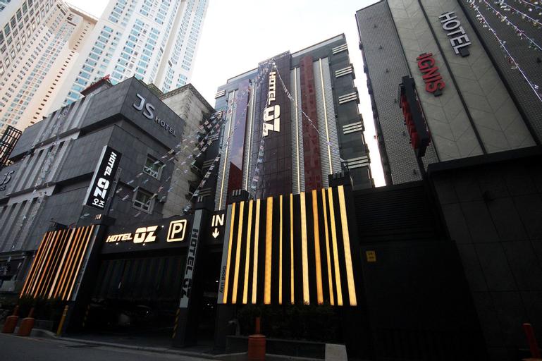 Hotel OZ Oncheonjang, Dongnae