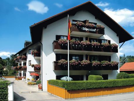 Hotel Alpenhof, Bad Tölz-Wolfratshausen