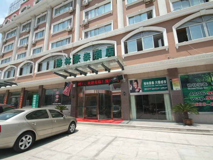 Greentree Inn Rizhao Bus Terminal Station Business, Rizhao