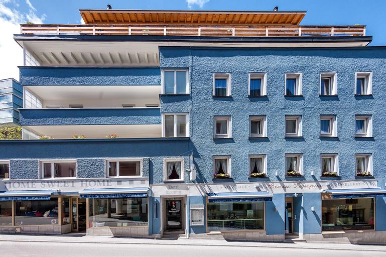 Home Hotel Arosa, Plessur