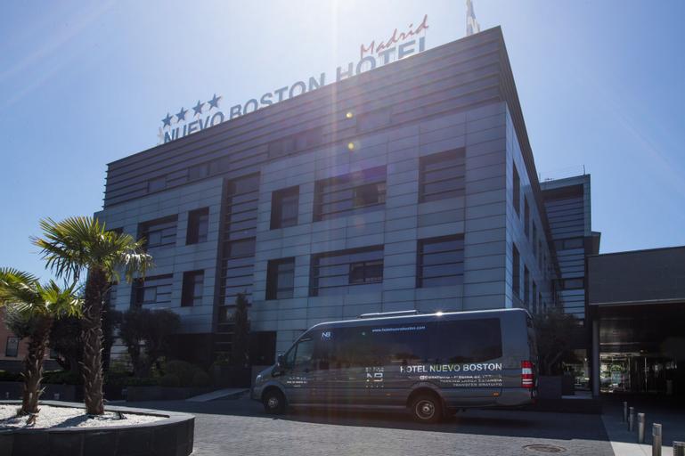 Hotel Nuevo Boston, Madrid