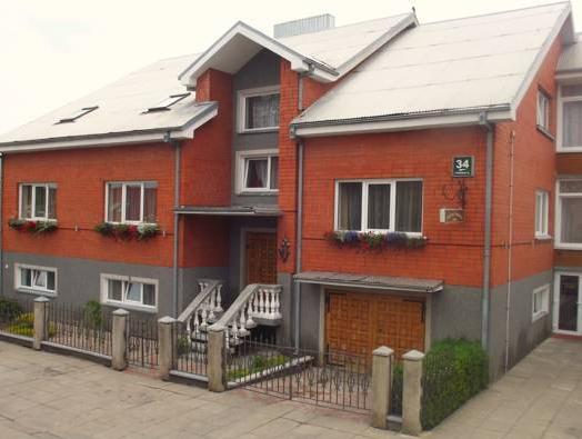 Simona House, Šiaulių