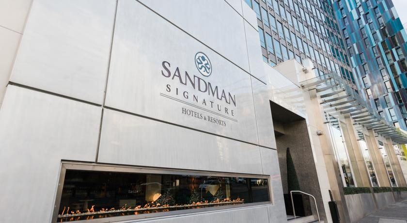 Sandman Signature Hotel Newcastle, Newcastle upon Tyne
