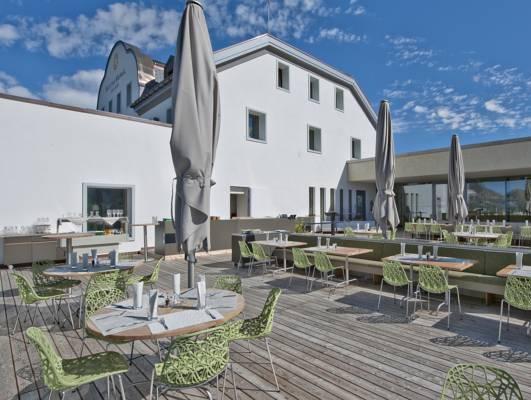 Romantik Hotel Muottas Muragl, Maloja
