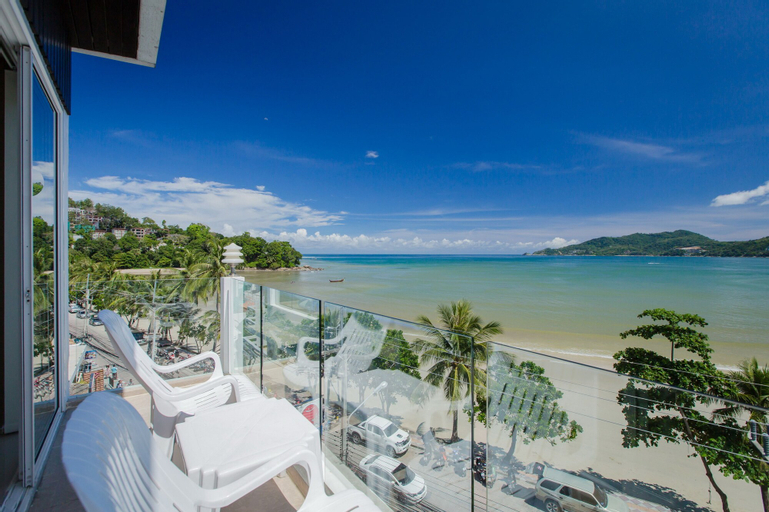 The Front Hotel and Apartment, Pulau Phuket