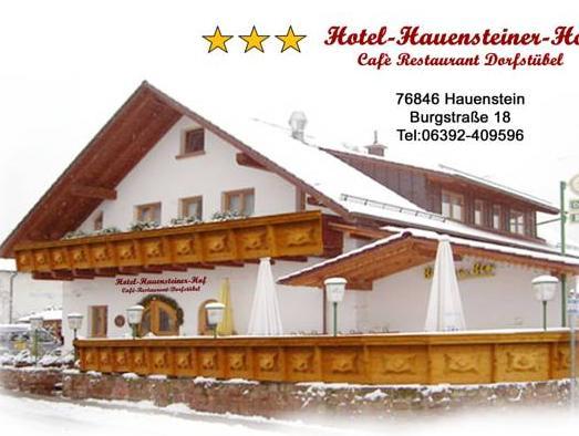 Hotel-Hauensteiner-Hof, Südwestpfalz