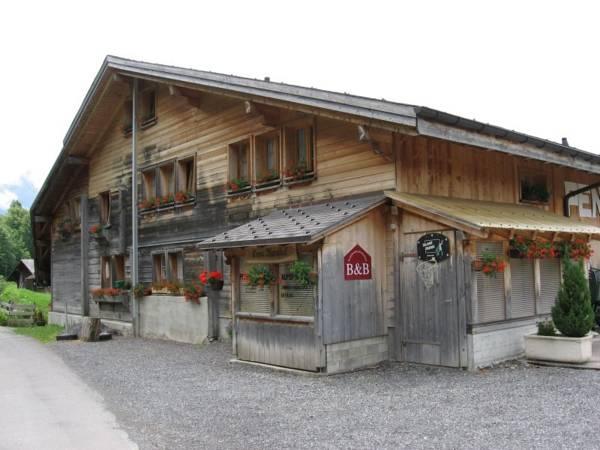 Pension Alpenblick, Oberhasli