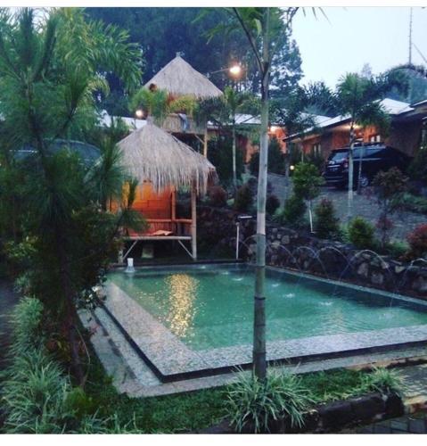 Villa ciater, Subang