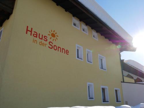 Pension Haus in der Sonne, Kitzbühel