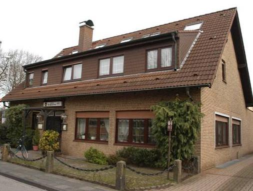 Haus Scheuten Hotel, Duisburg