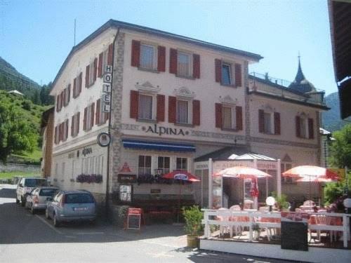 Hotel Alpina Zernez, Inn