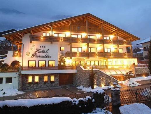 Hotel Paradies, Bolzano