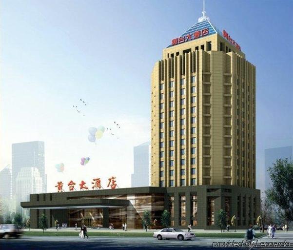 Huangtai Hotel, Jinan