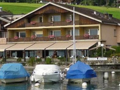 Strandhotel Seeblick, Niedersimmental
