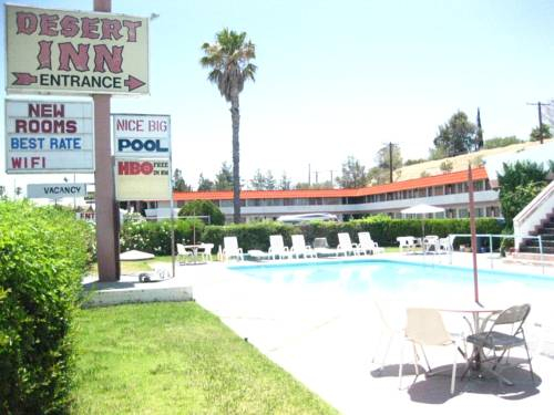 Desert Inn Motel, San Bernardino