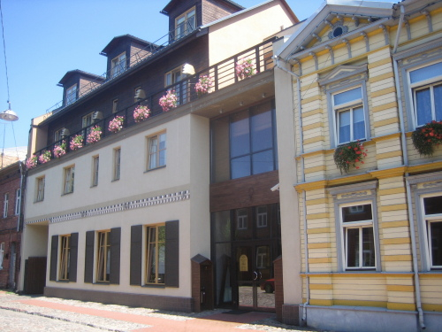 Porins Hotel, Liepaja