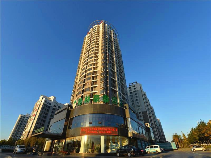Greentree Inn Penglai Free Harbor Business Hotel, Yantai