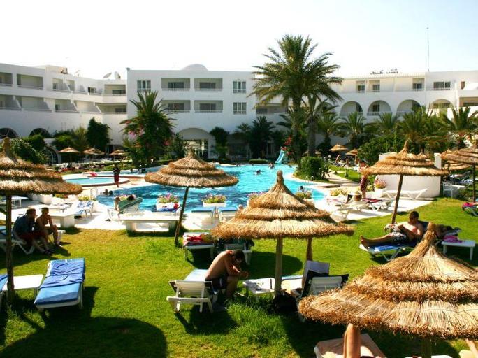 Daphne Bahia Beach Hotel, Bouficha