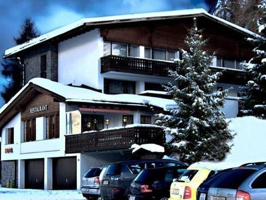 Hotel Restaurant Chesa, Imboden