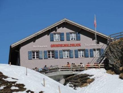Berghaus Grindelwaldblick, Interlaken