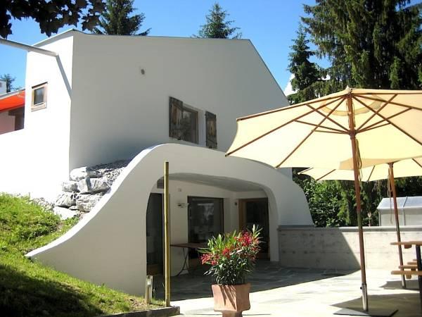 Casa Las Dunschalas, Imboden