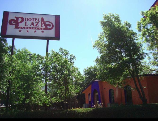Hotel Plaza Zacatecas, Zacatecas