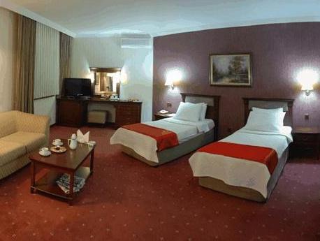 Saffron Hotel Kahramanmaras, Merkez