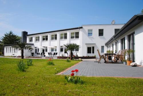Appartementanlage-Ferienwohnungen Weiße Mowe, Vorpommern-Rügen