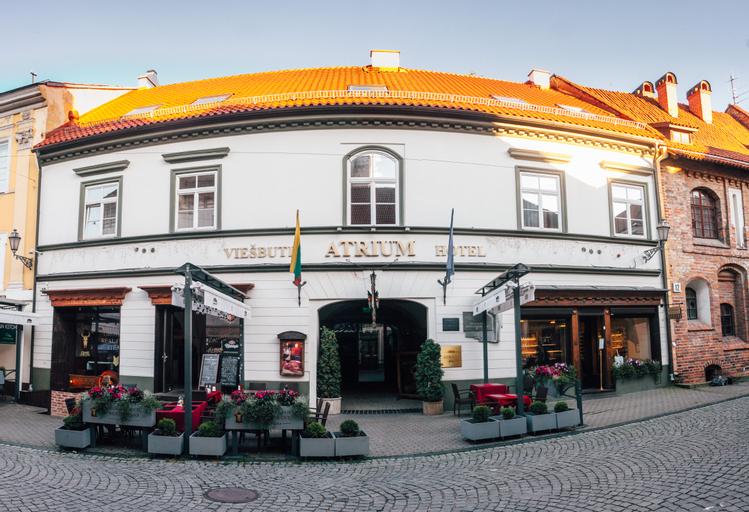Hotel Atrium, Vilniaus