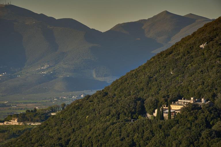 Eremo Delle Grazie, Perugia