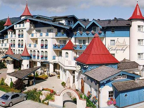 Schlosshotel Lacknerhof, Sankt Johann im Pongau